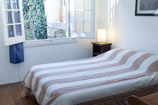 Pocitos Hostel - Montevideo - Makuuhuone