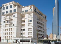أدامس هوتل - مدينة الكويت - مبنى