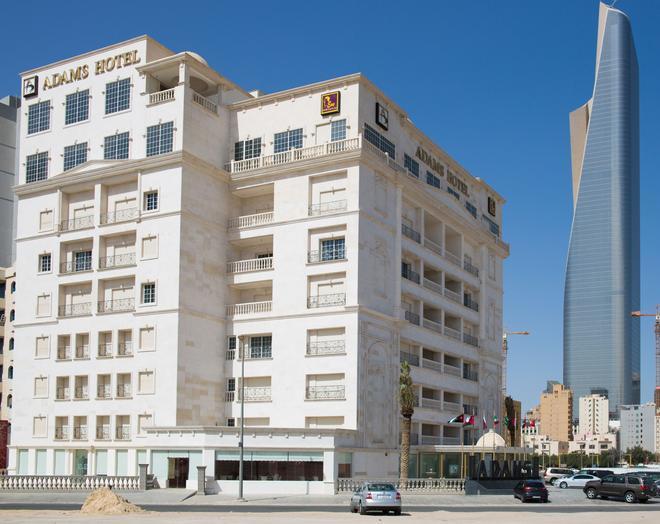Adams Hotel - Kuwait - Rakennus