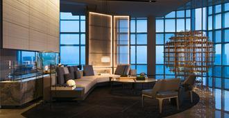 Shenzhen Marriott Hotel Nanshan - שנג'ן - לובי