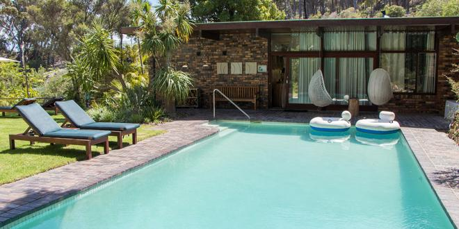 Camps Bay Retreat - Cape Town - Pool