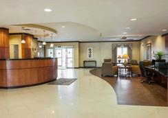 Comfort Suites Southport - Indianapolis - Lobby