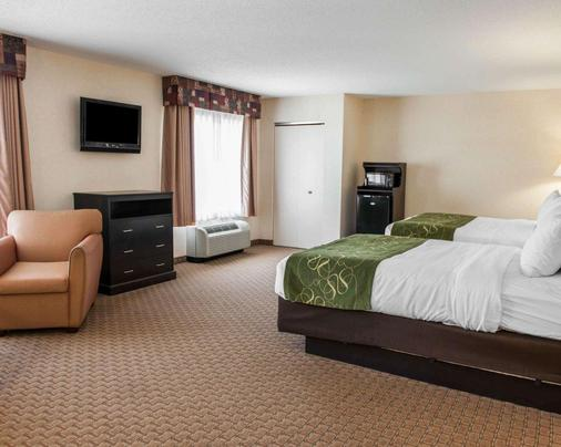 Comfort Suites Southport - Indianapolis - Bedroom