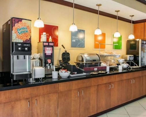Comfort Suites Southport - Indianapolis - Buffet