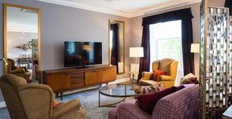Hotel Du Vin & Bistro Glasgow - Glasgow - Living room