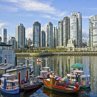 Granville Island Hotel - Vancouver - Điểm du lịch