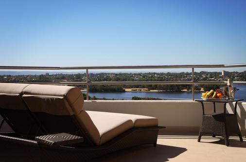 Hyatt Regency Perth - Perth - Balcony