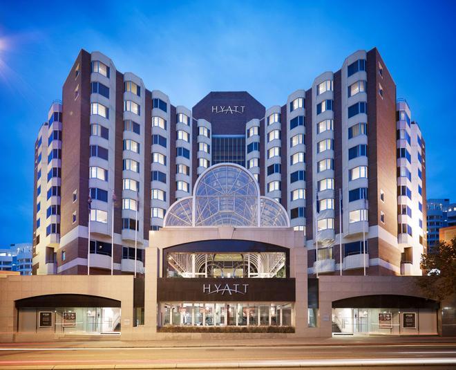 Hyatt Regency Perth - Perth - Building