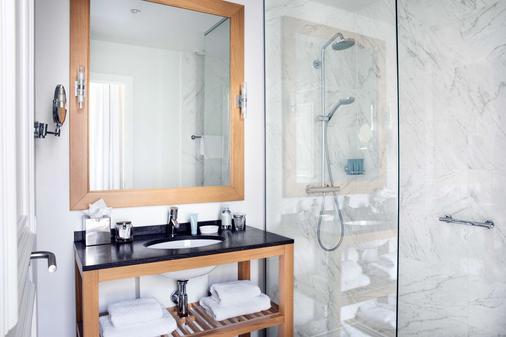 Pillows Grand Hotel Reylof - Ghent - Bathroom