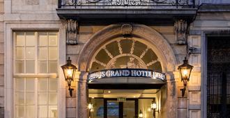 Pillows Grand Boutique Hotel Reylof Ghent - גאנט - בניין
