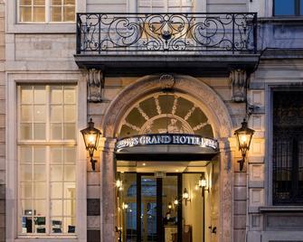 Pillows Grand Boutique Hotel Reylof Ghent - Gante - Edificio