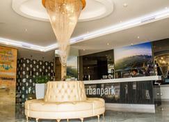 Urban Park Apartments & Hotel by Misty Blue Hotel - Umhlanga - Recepcja