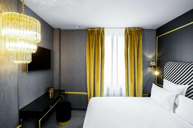 Snob Hotel by Elegancia - Paris - Bedroom