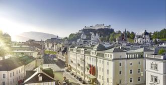 Hotel Sacher Salzburg - Salzburg - Outdoor view