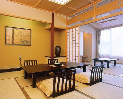 月野瀬飯店 - 福島 - 餐廳