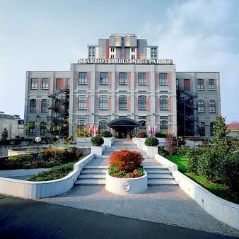 Starhotels Business Palace - Milano - Rakennus