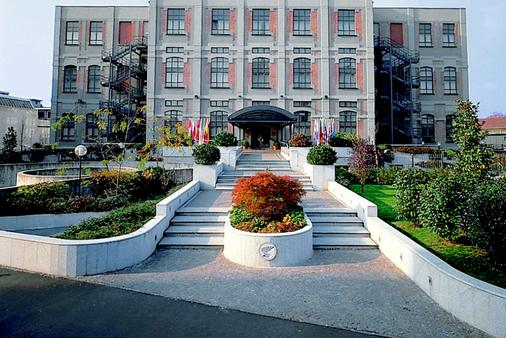 Starhotels Business Palace - Milan - Building