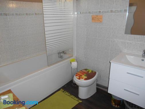 Villa Capsylvaine - Captieux - Bathroom