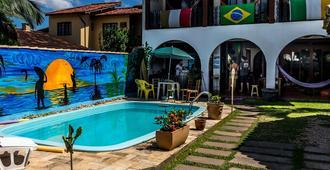 Geckos Hostel - Florianopolis - Pool