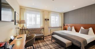 Hotel City Zurich - Zurich - Bedroom