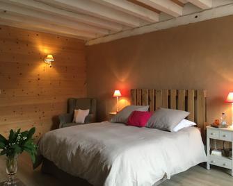 La Colonie - Collonges - Bedroom