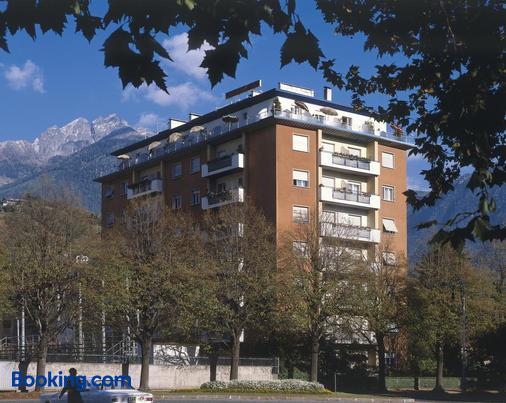 Hotel Garni Lux - Merano - Toà nhà
