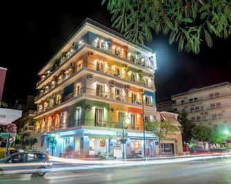 Mitzithras Hotel - Corinth - Building