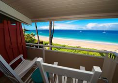 Kaanapali Ocean Inn - Lahaina - Balcony