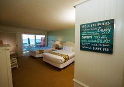 Kaanapali Ocean Inn - Lahaina - Bedroom