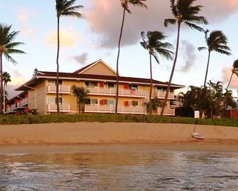 Kaanapali Ocean Inn - Lahaina - Building
