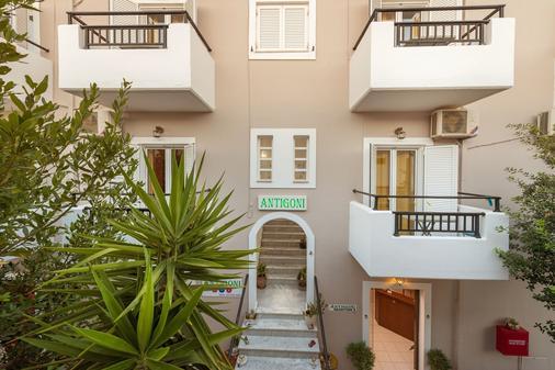 Antigoni Hotel Αγία Γαλίνη - Agia Galini - Κτίριο