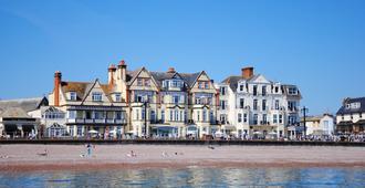 Hotel Elizabeth - Sidmouth - Bâtiment