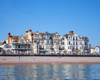 Hotel Elizabeth - Sidmouth - Gebouw