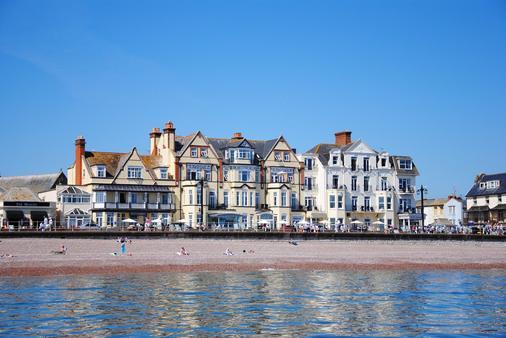 Hotel Elizabeth - Sidmouth - Rakennus