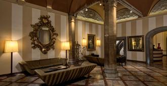 Grand Hotel Cavour - Firenze - Area lounge