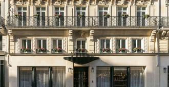 阿巴爾巴黎瑟琳宅邸酒店 - 巴黎 - 巴黎 - 建築
