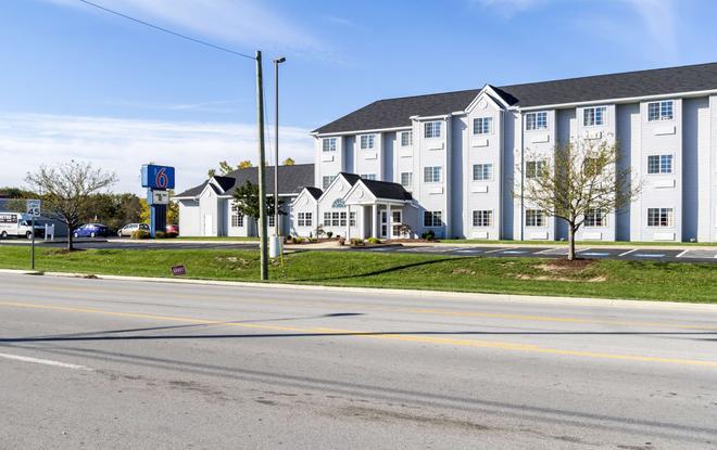 Motel 6 Sandusky - Huron - Huron - Edificio