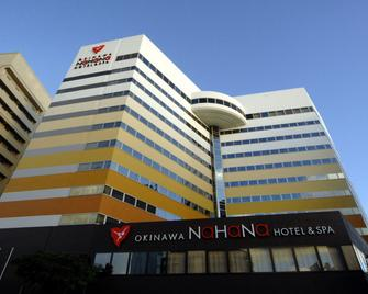 Okinawa NaHaNa Hotel & Spa - Naha - Building