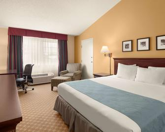 Country Inn & Suites by Radisson, Sioux Falls, SD - Sioux Falls - Bedroom