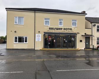 Halfway Hotel - Coalville - Gebäude