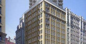 Mondrian Park Avenue - Nueva York - Edificio