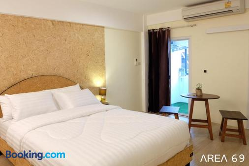 Area 69 Don Muang Maison - Bangkok - Bedroom