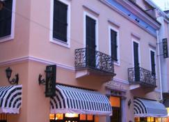 帕特拉斯拜贊提諾酒店 - 帕特拉斯 - 帕特雷 - 建築
