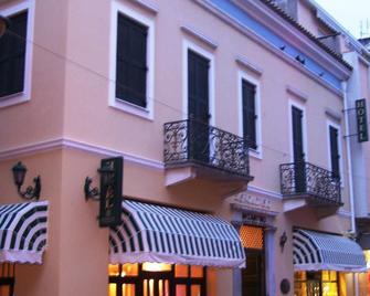 Byzantino Hotel Patras - Patrasso - Edificio