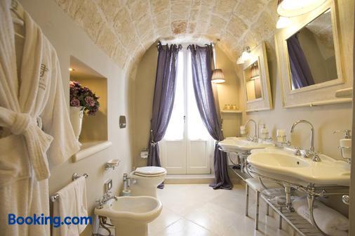 Don Ferrante - Dimore di Charme - Monopoli - Bathroom