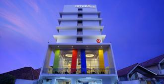 Amaris Hotel Dr. Susilo Grogol - ג'קרטה - בניין