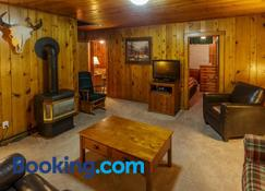 Faithful Street Inn - West Yellowstone - Ruang tamu