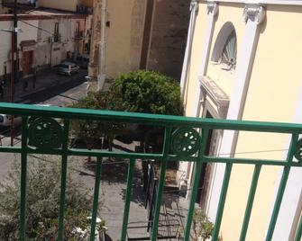 Bed & Breakfast Santa Caterina - Ерколано - Balcony