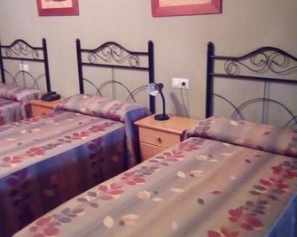 Hotel Condado de Miranda - Miranda del Castañar - Slaapkamer