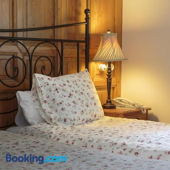 Hostal Adria Santa Ana - Madrid - Phòng ngủ